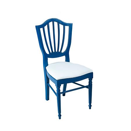 Cadeira Color Azul 0,44 x 0,48 x 0,96h