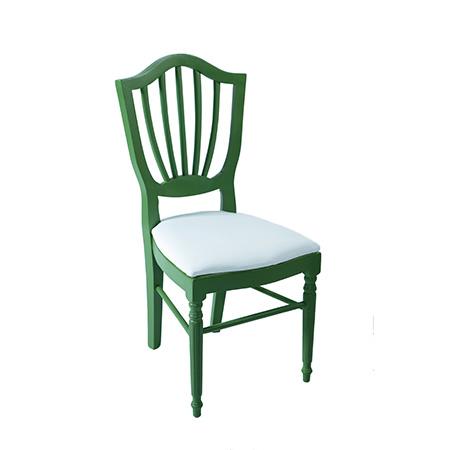 Cadeira Color Verde 0,44 x 0,48 x 0,96h