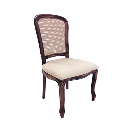 Cadeira Luis Felipe 0,52 x 0,49 x 1,04h
