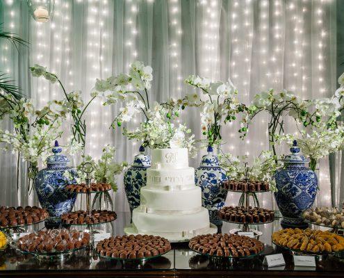 Casamento - Marimbás - Decoração Carine & Gil